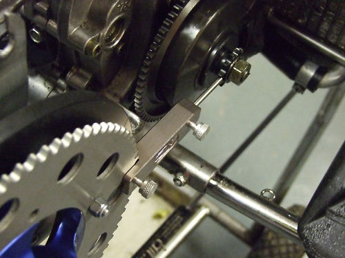 how to use rigetti go kart wheel aligners